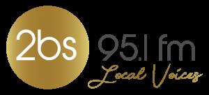 Radio 2BS sponsor logo